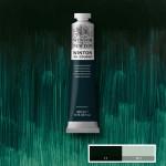 Oil Winton W&N,  Dark Green Phthalo , 200 ml.