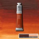 Oil Winton W&N, Burnt Umber, 200 ml.
