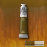 Oil Winton W&N,   Azo Brown, 200 ml.