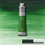 Oil Winton W&N, Green Earth, 200 ml.