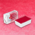 White Nights Watercolors in godet Quinacridona Red 361