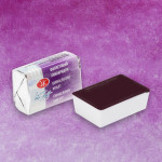 White Nights Watercolors in godet Quinacridona Violet 621