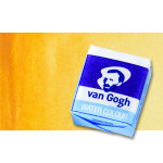 Watercolour Van Gogh, pan, Gamboge