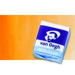 Watercolour Van Gogh, pan, Permanent Orange