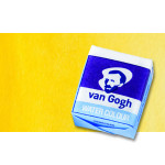 Watercolour Van Gogh, pan, Azo Yellow Light