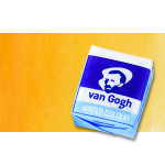 Watercolour Van Gogh, pan, Azo Yellow Deep