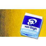 Watercolour Van Gogh, pan, Azomethine Green Yellow