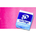 Watercolour Van Gogh, pan, Rose