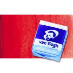 Watercolour Van Gogh, pan, Deep Permanent Red