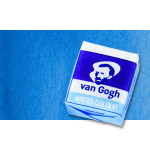 Watercolour Van Gogh pan, Cerulean Blue Phthalo