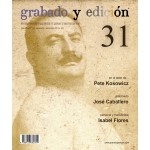 Etching and Editing Magazine, n. 31, in Spanish.