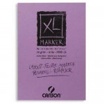 Block Xl Marker Canson, 29.7x42 cm, 70 gr, 100 s.