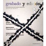 Etching and Editing Magazine, n. 32, in Spanish.
