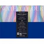 Fabriano Watercolour 300 gr, 13.5x21 cm, Cold Pressed, block 12