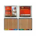 Pastel Pencils metal box Giocconda Koh-i-Noor (48 colours)