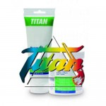 Heavy Bright Gel Acrylic Titan, 500 ml.
