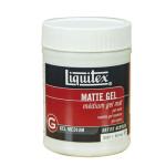 Mate gel, Liquitex 237 ml.