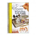 Notebook To start Drawing with ink, Parramón, in Spanish