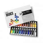 Acrylic Basics Liquitex, carton box 24 col, 22 ml.