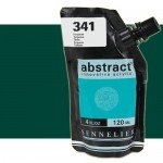 Sennelier Abstract Acrylic Raw Umber 205, 120 ml.