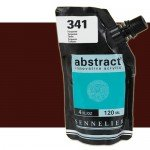 Sennelier Abstract Acrylic Burnt Siena 211, 120 ml.
