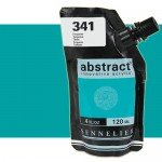 Sennelier Abstract Acrylic Turquoise 341, 120 ml.