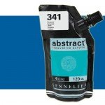 Sennelier Abstract Acrylic Primary Blue 385, 120 ml.