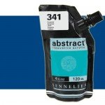 Sennelier Abstract Acrylic Primary Blue 385B, 120 ml.