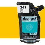Sennelier Abstract Acrylic Medium Cadmium Yellow 541, 120 ml.