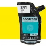 Sennelier Abstract Acrylic Cadmium Lemon Yellow hue 545, 120 ml.