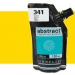 Sennelier Abstract Acrylic Primary Yellow 574B, 120 ml.