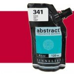 Sennelier Abstract Acrylic Cadmium Red Dark Hue 606, 120 ml.