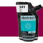 Sennelier Abstract Acrylic Dark Magenta 671, 120 ml.
