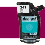 Sennelier Abstract Acrylic Dark Magenta 671B, 120 ml.