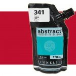 Sennelier Abstract Acrylic Primary Red 686B, 120 ml.