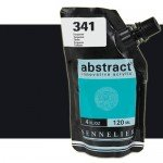 Sennelier Abstract Acrylic Mars Black 759, 120 ml.