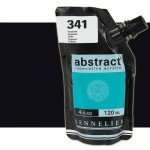 Sennelier Abstract Acrylic Mars Black 759B, 120 ml.