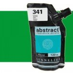 Sennelier Abstract Acrylic Bright Green 811, 120 ml.