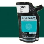 Sennelier Abstract Acrylic Phtalo Green 896B, 120 ml.
