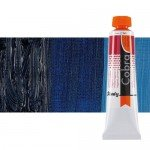 Water mixable oil colour Cobra Study colour Prussian blue (40 ml)