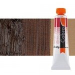 Water mixable oil colour Cobra Study colour burnt umber (200 ml)
