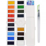 Palette Nomad Watercolors, 18 cores, ART & GO