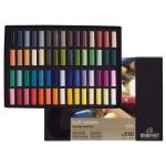 Case pastel Rembrandt, 60 half length units., General selection