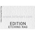 Infinity Edition Etching Rag, 310 gr., A4, caja 10 uds.