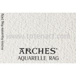 Infinity Arches Aquarelle Rag, 310 gr., 610x914 mm., box 25 sh.