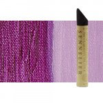 Oil stick Sennelier 38 ml. Purple lacquer