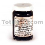 Soft Black Etching Varnish Charbonnel, LAMOUR, 20 ml