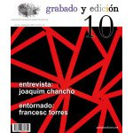 Etching and Editing Magazine, n. 10, in Spanish.