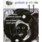 Etching and Editing Magazine, n. 11, in Spanish.