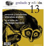 Etching and Editing Magazine, n. 13, in Spanish.